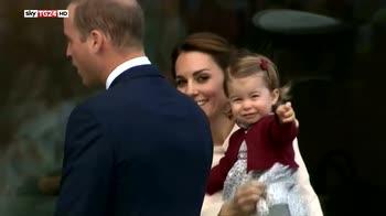 Royal Baby, la felicità di Will Kate e dei sudditi