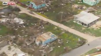 Barbuda after Irma: Grand scale destruction