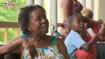 Hurricane Irma leaves Barbuda devastated