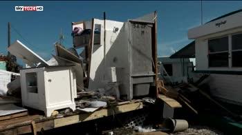 Sky Tg24 nelle Isole Keys devastate dall'uragano Irma