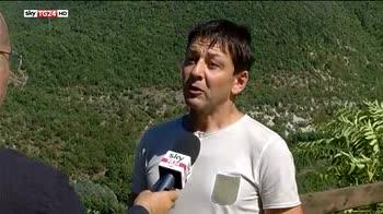 Allarme geologi, dopo sisma frane non monitorate