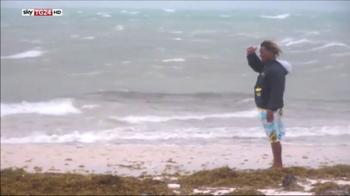Uragano Maria, ora punta verso la Repubblica Dominicana