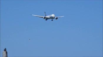Australia, forte vento laterale mette in difficoltà Boeing