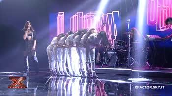 Dua Lipa ospite del Secondo Live Show di X Factor Italia