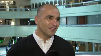 Martinez excited by facing England
