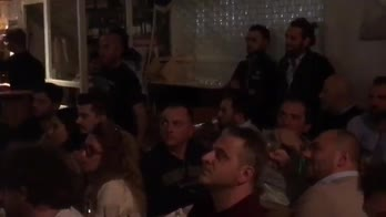 Napoli-Juventus vissuta dal club azzurro di New York