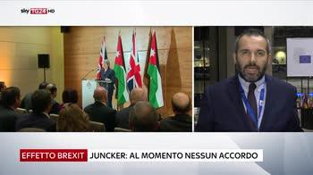 Brexit, Juncker_ al momento nessun accordo