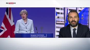 Brexit raggiunto accordo