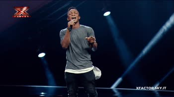 La Storia di Samuel Storm a X Factor 2017