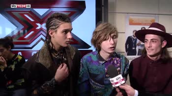 X Factor, The day after, i finalisti si raccontano