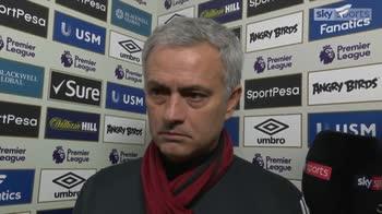 Mourinho: We were in control