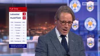 Leicester 3-0 Huddersfield - Walsh