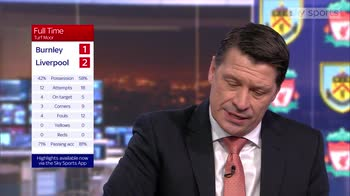 Burnley 1-2 Liverpool - Cottee