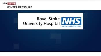 Hospitals cancel operations amid pressure
