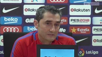 Valverde: Coutinho a great player