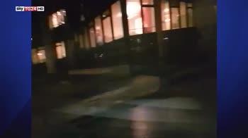 Tempesta Eleanor, danni in Gb, un morto in Francia
