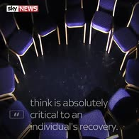 'Recovery groups aren't anonymous'