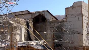 Sisma centro Italia, sindaco Norcia indagato