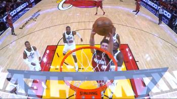 NBA, una schiacciata di Tyler Johnson contro Utah