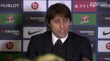 Conte: Jose 'contempt' mutual