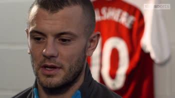 Wilshere on Arsenal future