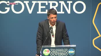 Renzi, m5s incompetenza elevata a orgoglio