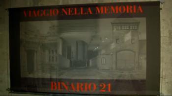 SRV IL CALCIO AL MEMORIALE SHOAH 180123