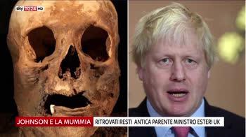 Padmaavat, James Cook e la mummia di Basilea