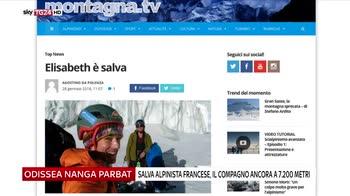 Salva alpinistra francese