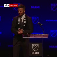 Beckham: There was only one city for me