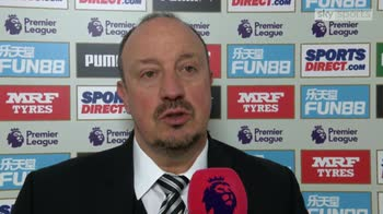 Benitez disappointed with draw
