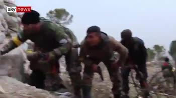 Turkey 'an occupation' in Syria
