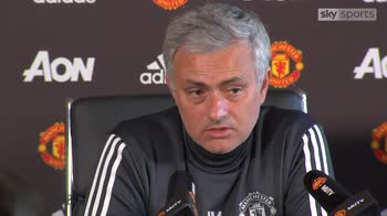 Mourinho happy with referees