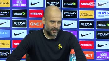 Pep: City would not give up a title race