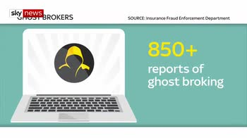 The 'ghost broker' insurance scam