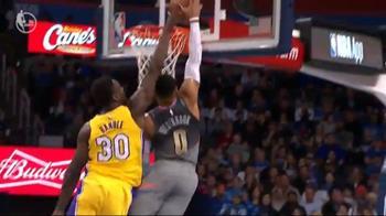 NBA, i 36 punti di Westbrook nella sconfitta vs. i Lakers