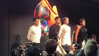 Neymar, Sanchez &Co.: modelli per un giorno