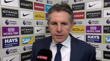 Puel: City difficult to resist