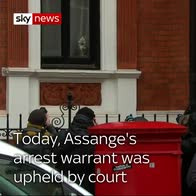 Julian Assange and the long arm of the paw