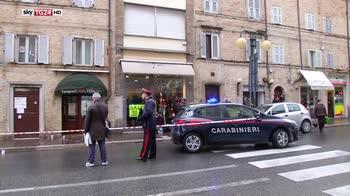 Raid razzista a Macerata, le chiamate al 112