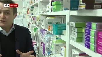 Antidepressants work according to study