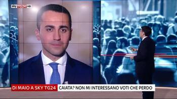 Luigi Di Maio ospite di Italia 18 intervista integrale