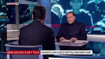 Berlusconi bunga bunga frottole