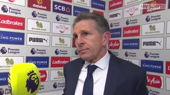 Puel: Players believed until the end