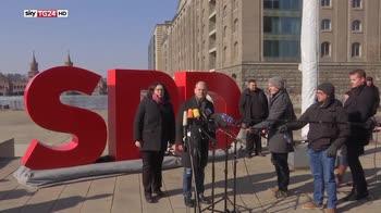 Germania, Grande Coalizione al vaglio del referendum SPD