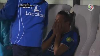 Portogallo, Bakic sostituito piange per l'amico Astori