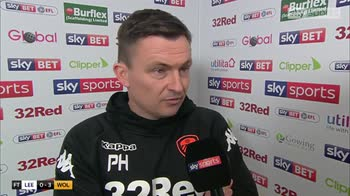Heckingbottom: Play-offs are out of reach