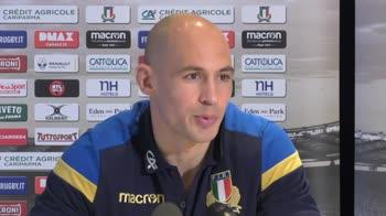 INTV RUGBY ITALIA PARISSE 180310.transfer