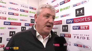 Bruce delighted with performance