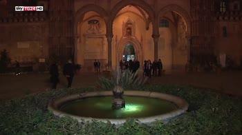 Notte bianca a Palermo, folla di visitatori
